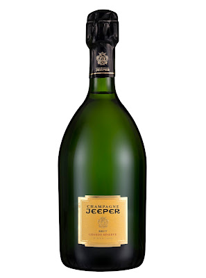 Bottle shot Champagne Jeeper