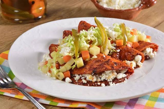 Comida mexicana tradicional sinaloense