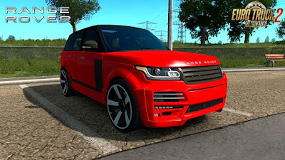 Range Rover Startech 2018