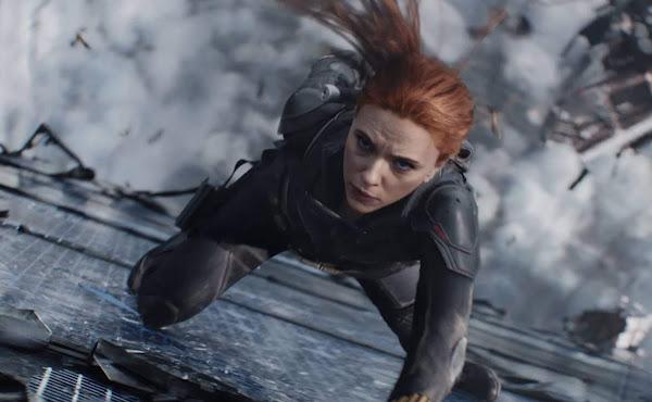 'Viúva Negra': não há planos do filme estrear no Disney +
