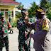 Jelang Pilkada Serentak Kabupaten Padang Pariaman Pasukan TNI - Polri Apel  Gabungan Gelar Pasukan Pengamanan Pilkada 08 Desember 2020.