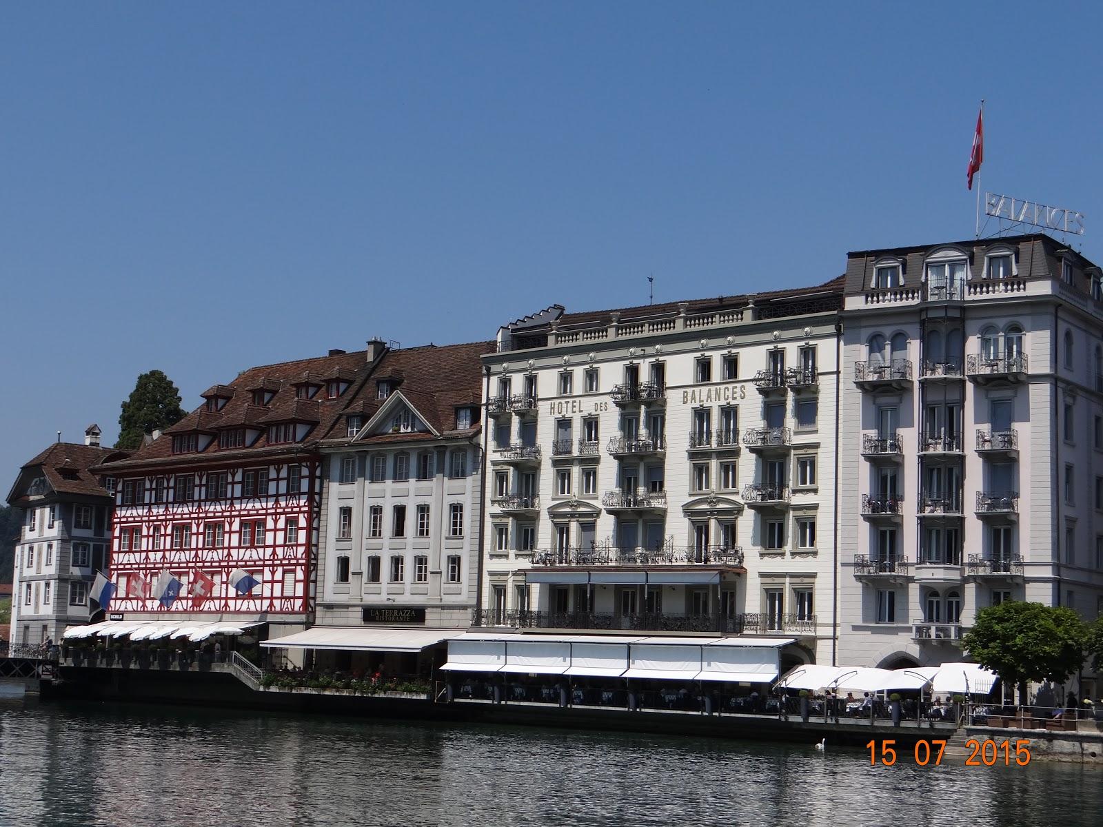 Rajeev S World Guten Morgen Luzern Part I