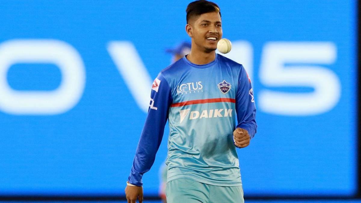 Sandeep Lamichhane in IPL