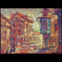 Old Yerevan. 1027