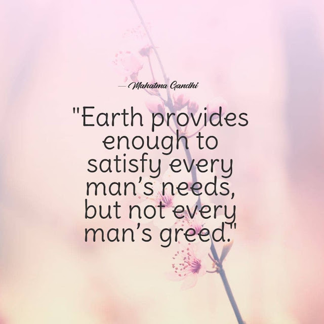 Inspiring quotes on environment