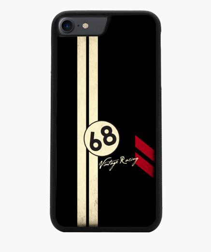 Fundas iphone - Diseño Vintage Racing 68