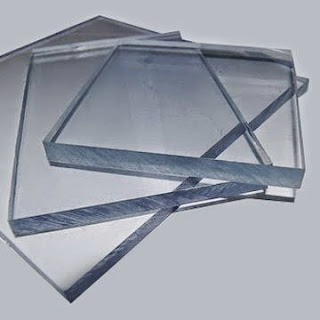 Policarbonato transparente