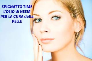 olio di neem, olio di neem sulla pelle, olio di neem applicazioni sulla pelle