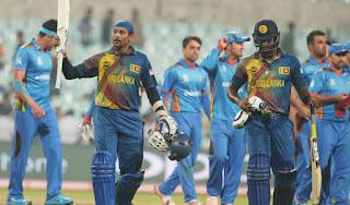 Sri Lanka vs Afghanistan 16th Match ICC World T20 2016 Highlights