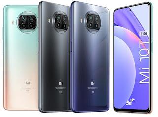 مواصفات شاومي Xiaomi Mi 10T Lite 5G ، سعر موبايل/هاتف/جوال/تليفون شاومي Xiaomi Mi 10T Lite 5G ، الامكانيات/الشاشه/الكاميرات/البطاريه شاومي مي 10 تي لايت 5 جي Xiaomi Mi 10T Lite 5G