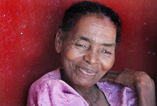 Madagascar grandmother