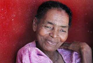 Madagascar grandmother.