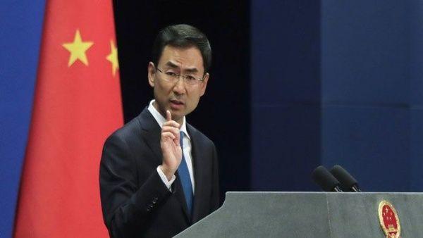 China insiste en el diálogo sobre situación de Venezuela