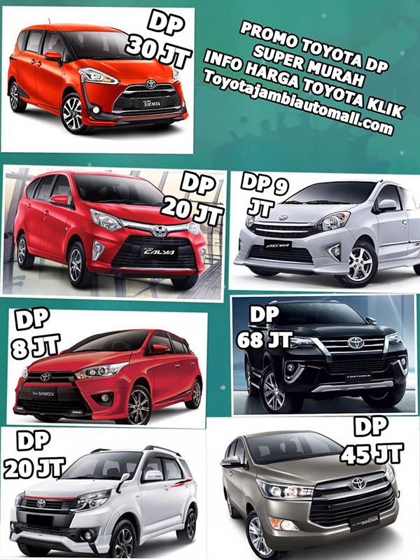 Promo Toyota Jambi 2016