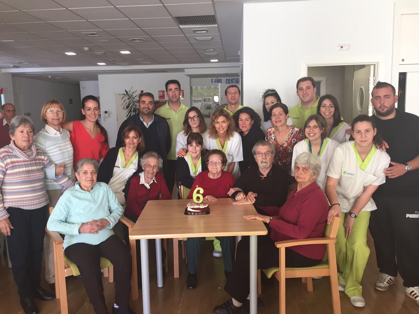 centro de dia para adultos mayores en españa