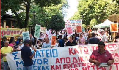 Ο Μητσοτάκης στην Κέρκυρα διαπίστωσε ότι η ανοχή της κοινωνίας απέναντι στην κυβέρνησή του εξαντλείται