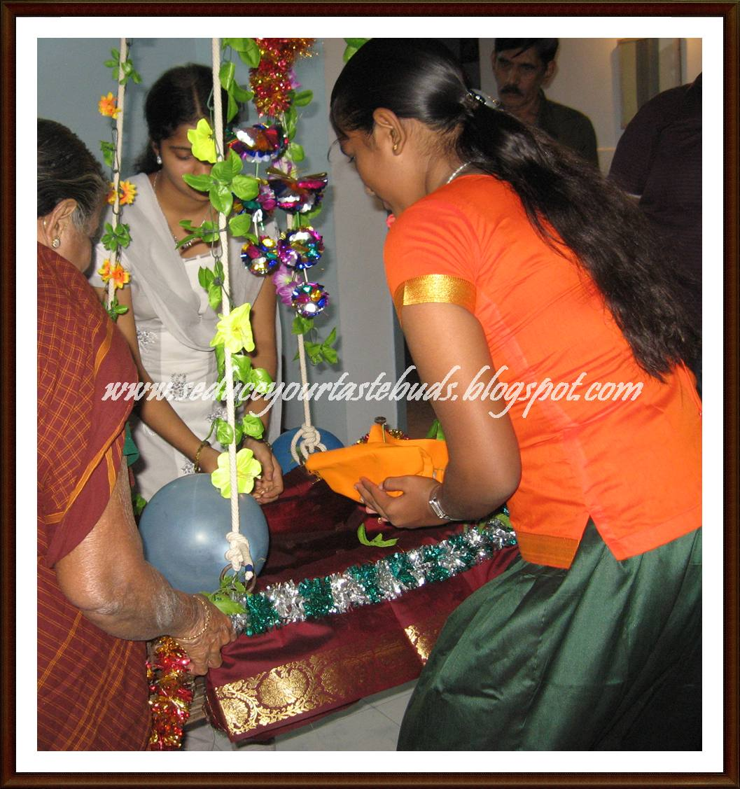 Naamakarna | Naming Ceremony for the Baby - Seduce Your