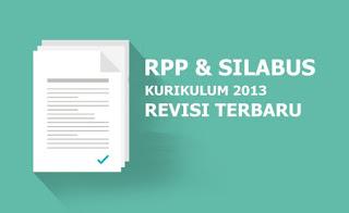 Perangkat Pembelajaran K13 Revisi 2019 Mapel Fiqih