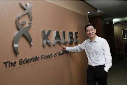 Lowongan Kerja PT Kalbe Farma Tbk (Perusahaan Obat - Farmasi)
