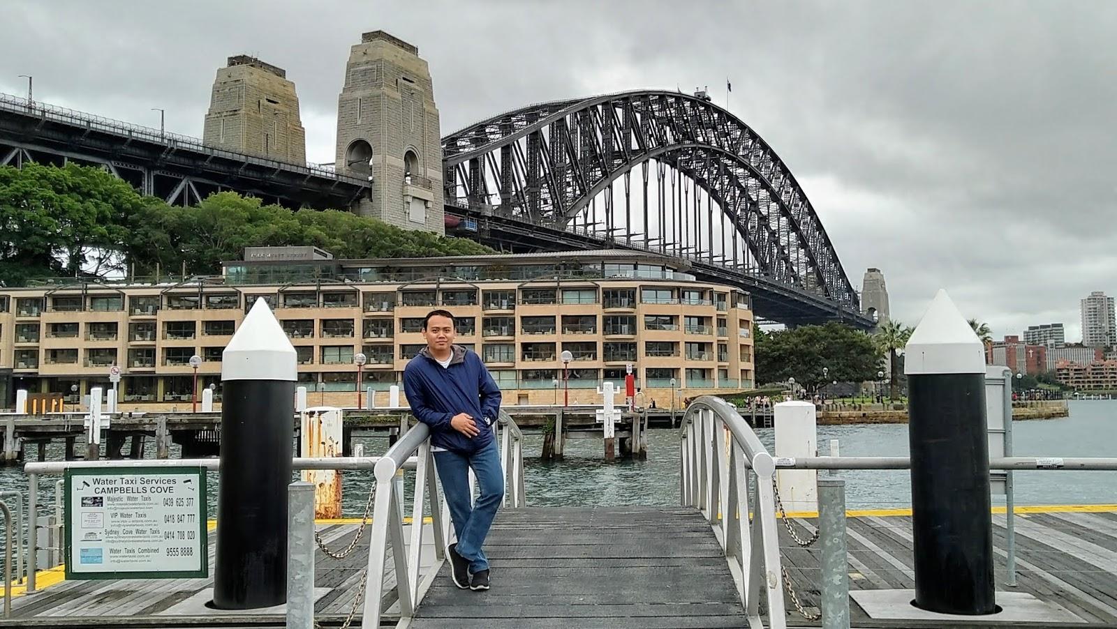 Harbour Bridge, The Rocks, Sydney, New South Wales, Australia, irfan-room.com