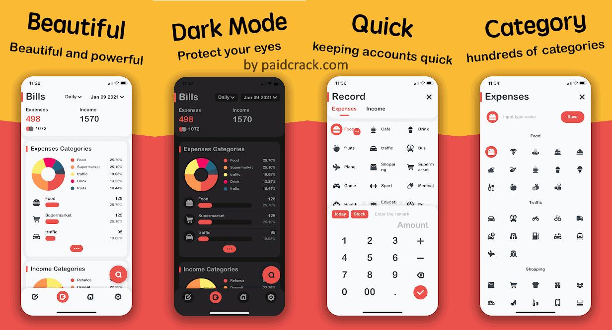 Money Manager Pro Mod Apk 1.2.5 [Paid]