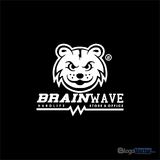 BRAINWAVE Logo vector (.cdr)