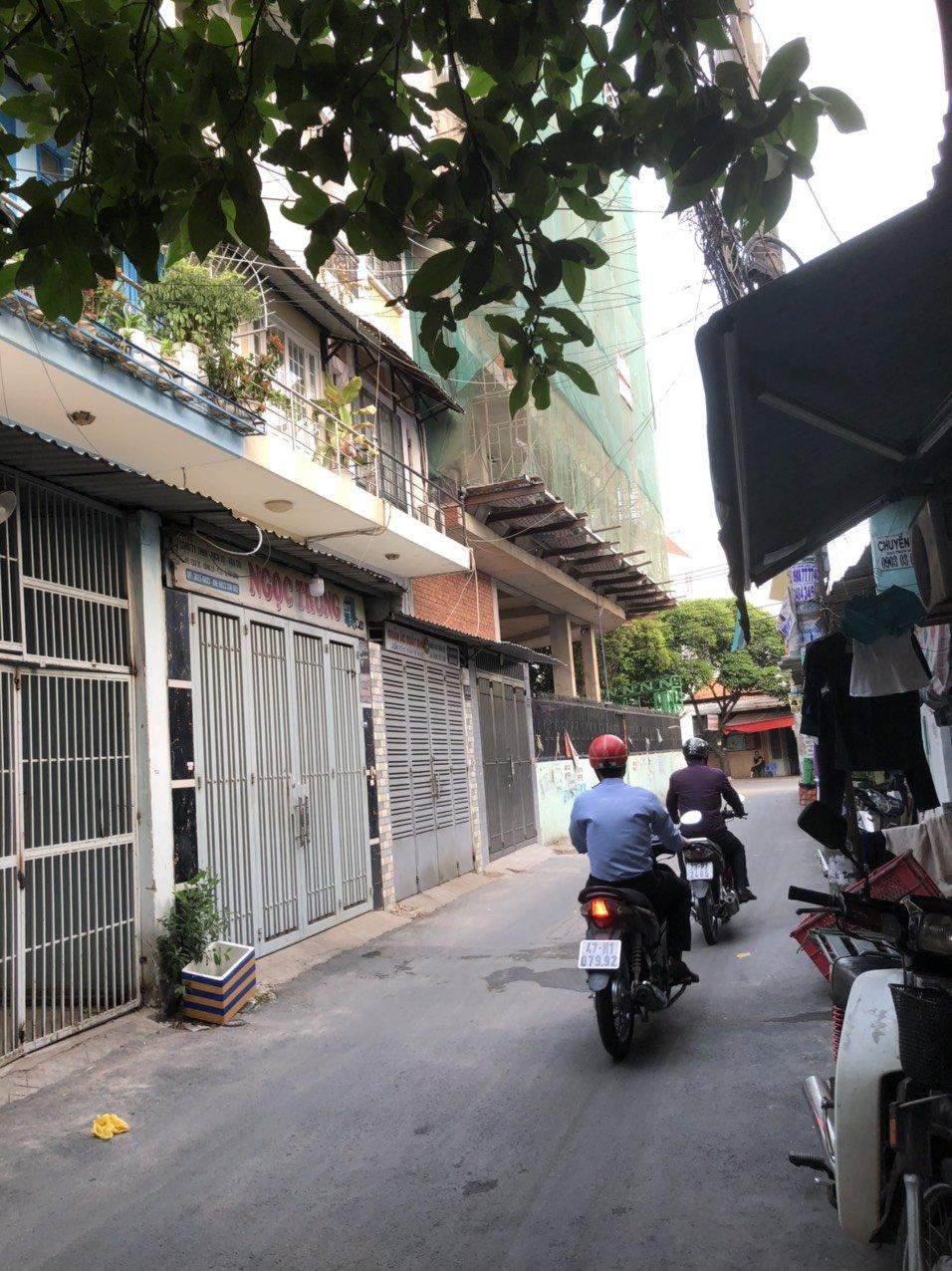 Bán nhà Hẻm xe hơi đường Cống Lở phường 15 quận Tân Bình giá rẻ 2020