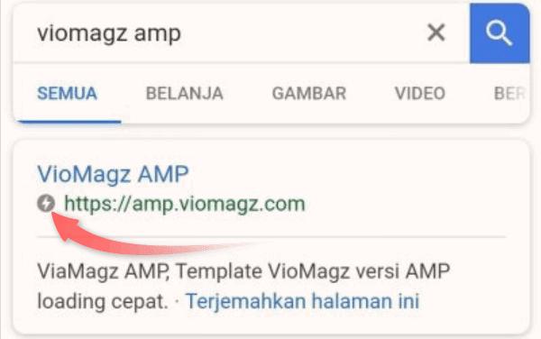 Cara Membuat Postingan Blog Valid AMP