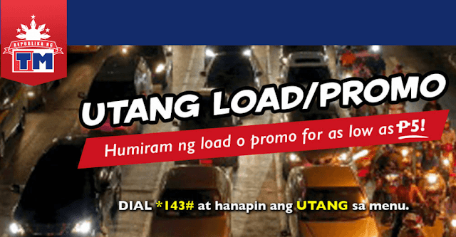 How to Borrow Load from TM: Utang Load Promo