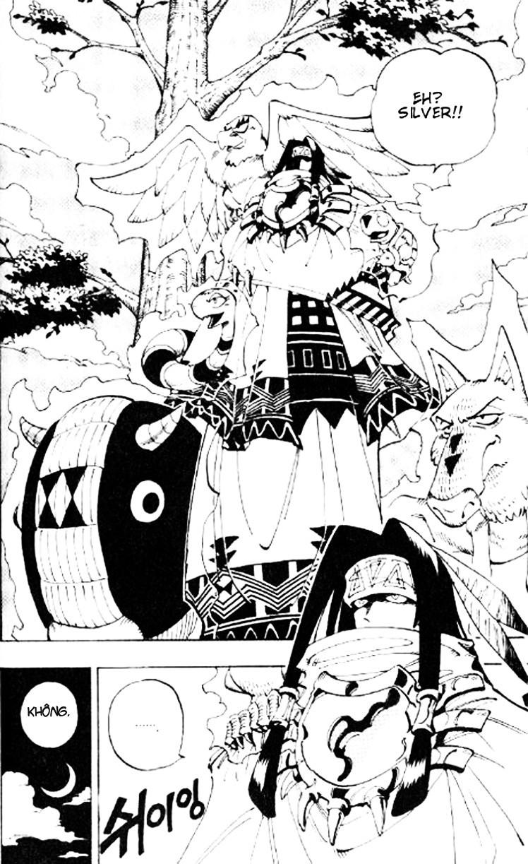 Shaman King [Vua pháp thuật] chap 57 trang 15