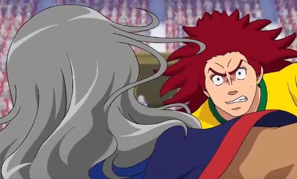 Inazuma Eleven: Orion no Kokuin Episódio 42