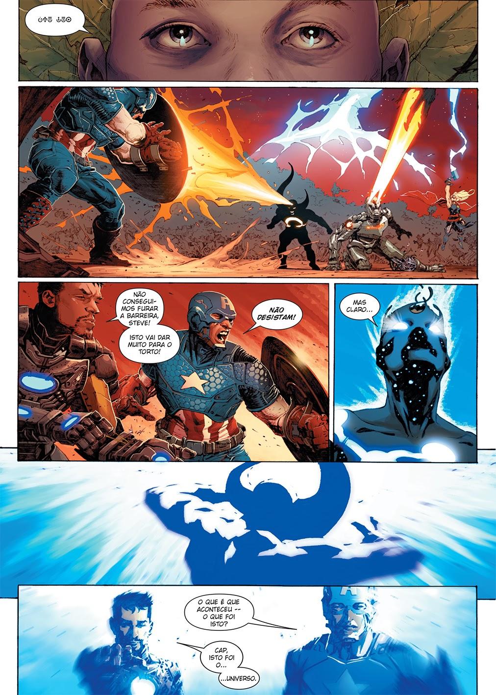 8613cfe6be76d Leituras de BD  Reading Comics  Lançamento Panini Comics  Revistas Marvel  em português (PT)