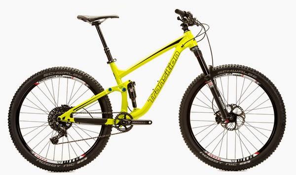 2015 Transition Cycles Scout Limeade
