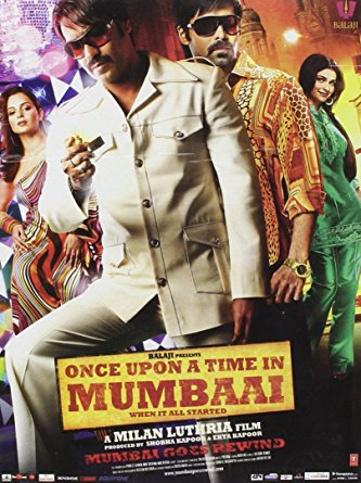 Once Upon A Time In Mumbaai (2010) DVDRip 720p Subtitle Indonesia