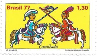 Selo Cavalhadas de Pirenópolis, Combate