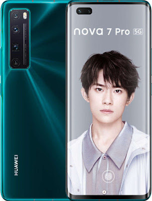 Huawei Nova 7 Pro, specification, price in india