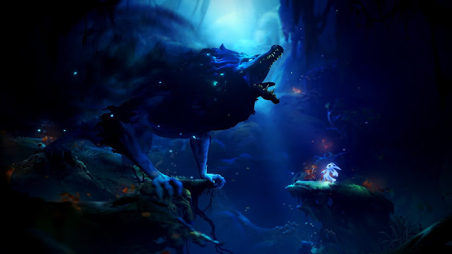 Ori and the Will of the Wisps PC Mega