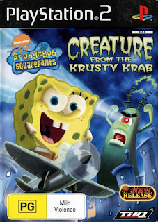 Cheat SpongeBob SquarePants: Creature from the Krusty Krab PS2