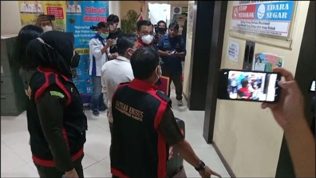 Geledah Dinkes Prabumulih, Tim Pidsus Sita Dokumen BOK dari Pusat
