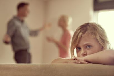 When Children See Both Parents Arguing,  What Happens to These Children?