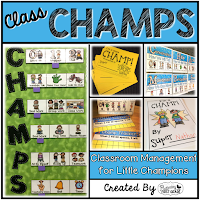 CHAMPS Classroom Management Resources