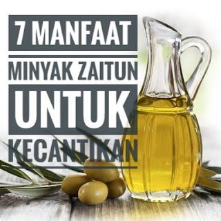 7 Manfaat Minyak Zaitun Untuk Kecantikan
