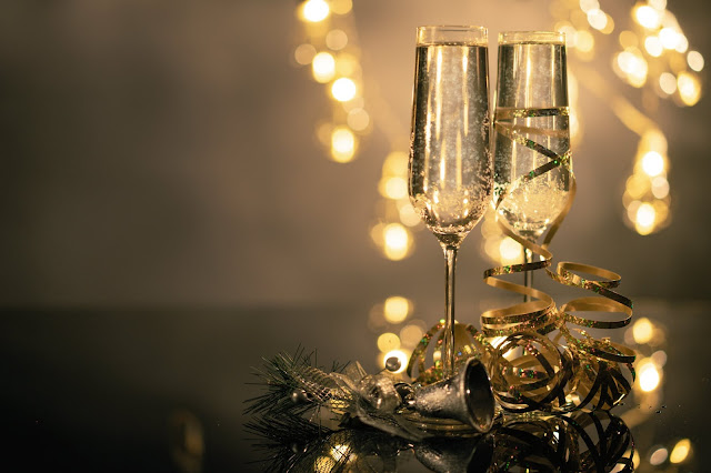 Cheers for New Year