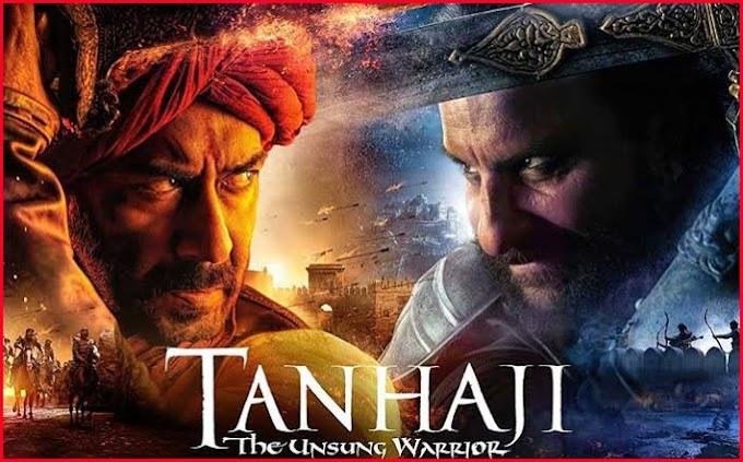 Tanhaji Full Movie Worldfree4u [Download 480p, 720p HD].mkv