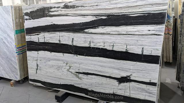Zebra White Quartzite 2cm
