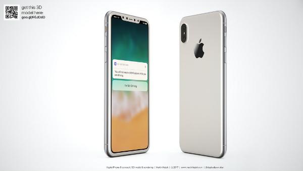 آخر المعلومات بشأن هاتف آيفون 8