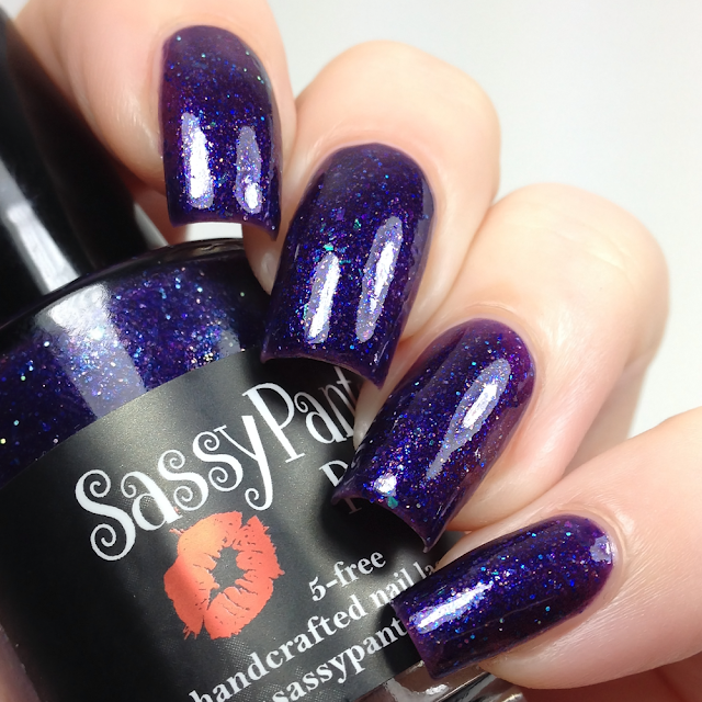 Sassy Pants Polish-So Foxy