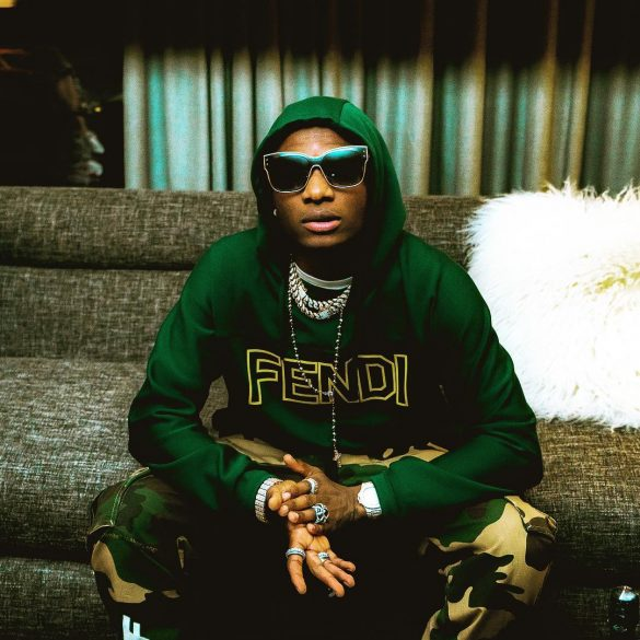 Wizkid - Jah Bless Me (Dance Hall) (Prod. KillBeatz)