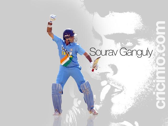 Sourav Ganguly Images