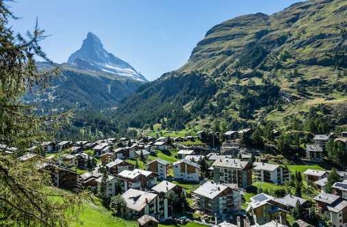 Tempat Paling Romantik di Switzerland